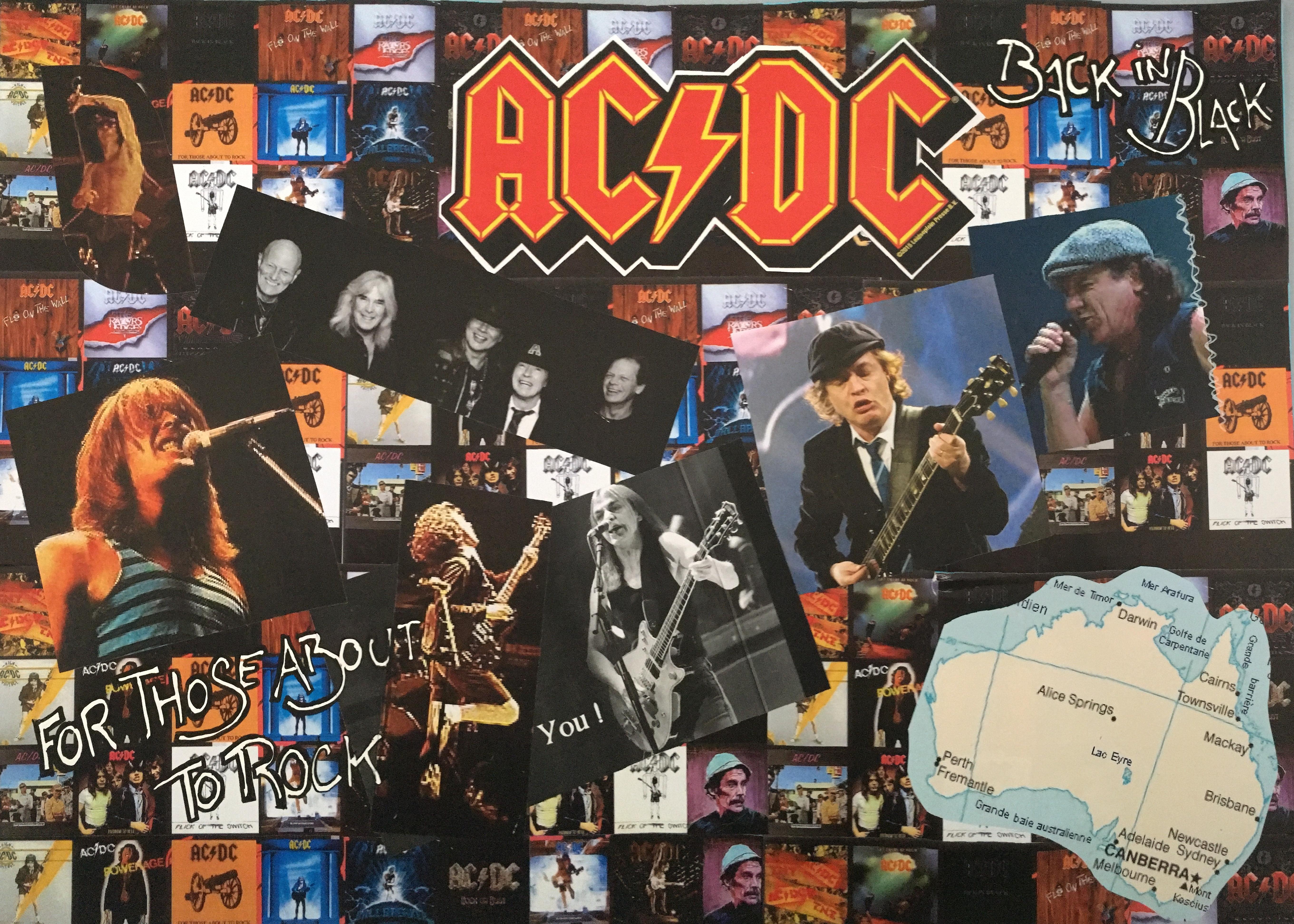 photomontage AC/DC